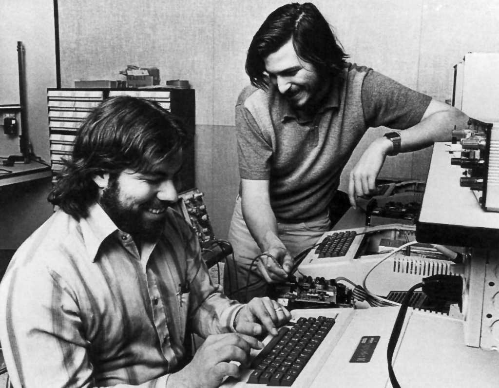 steve-wozniak_and -Steve Jobs